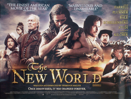 poster thenewworld