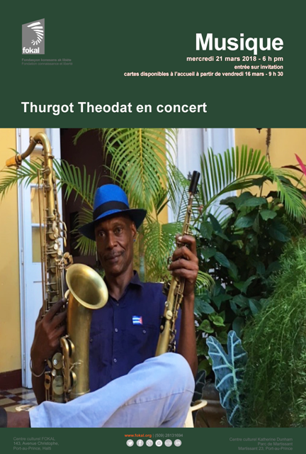 Thurgot theodat Affiche