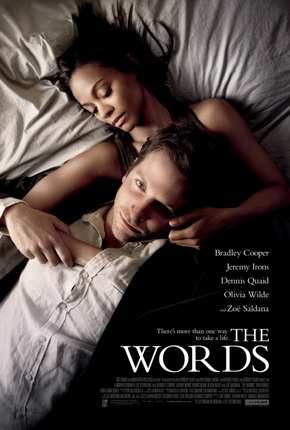 The Words 2012 Film Poster 1