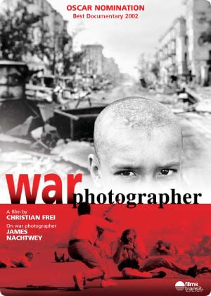 warphotographer poster
