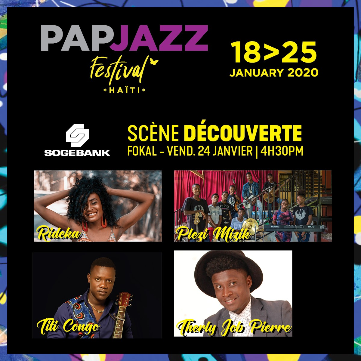 Pap JAzz decouverte