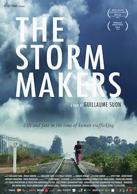 The Storm Makers Poster